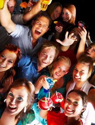 The statistics have shown that 68% of teenagers admitted to trying alcohol, ...