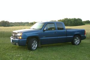 The Blue Truck