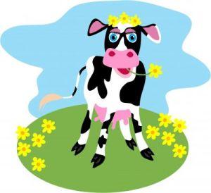 cartoon-cow
