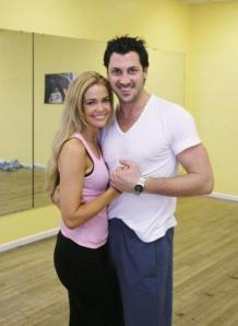 denise-richards-and-maksim-dwts-week-one
