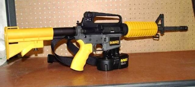 nail-gun