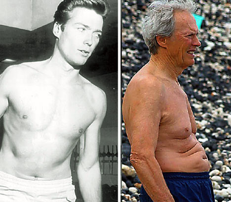 Clint Eastwood Could Bench Press Over 300 Lbs In His Prime