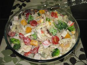 Karen's salad