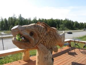 10. Pandemonium Fish
