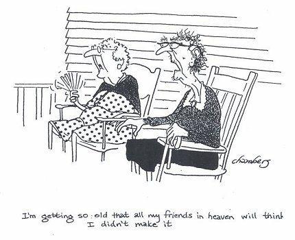 friends in heaven