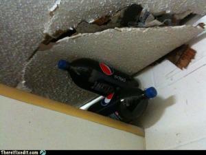 pepsi ceiling