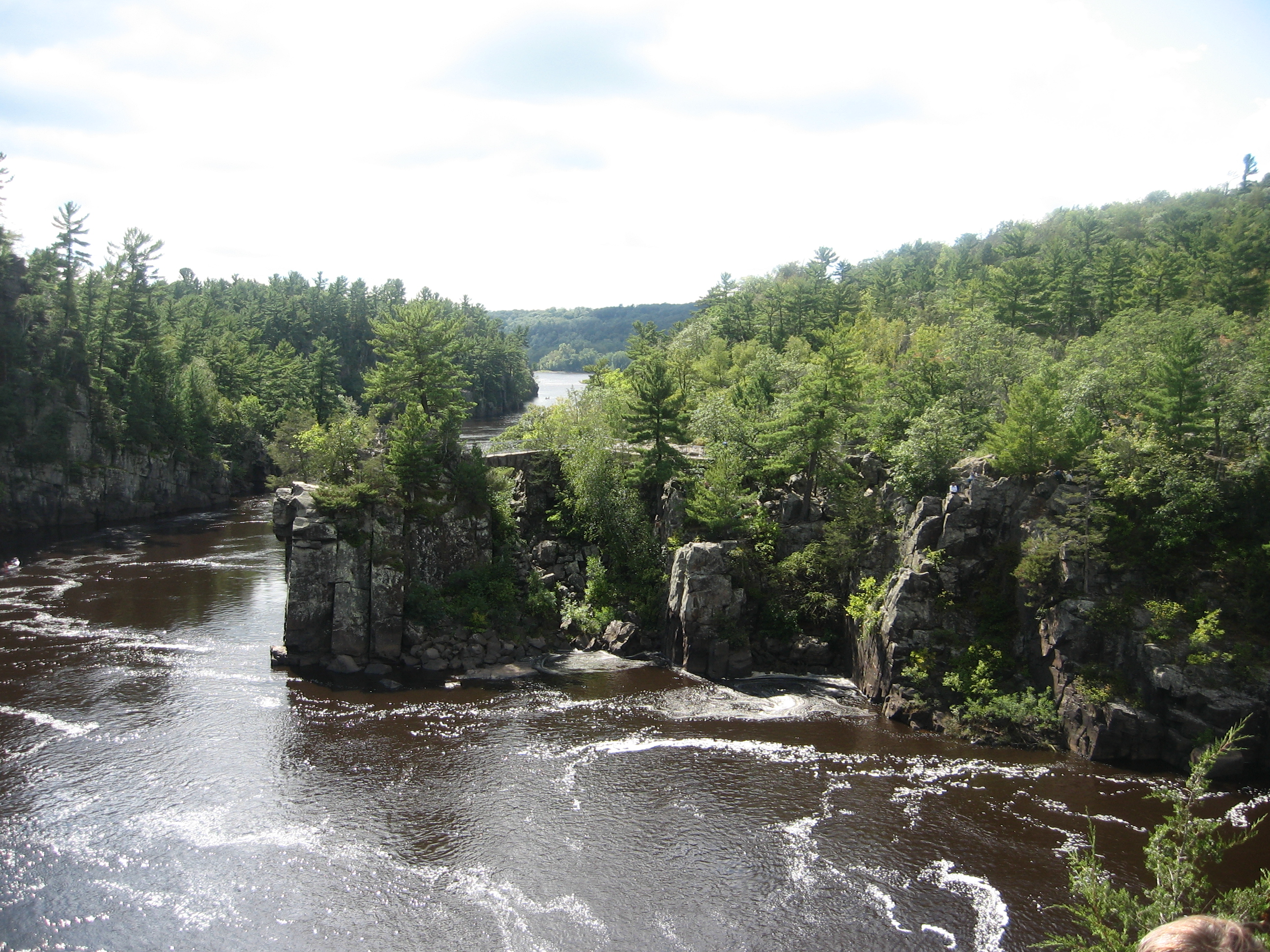 Happy monday us girls our views for Sculpture garden taylors falls