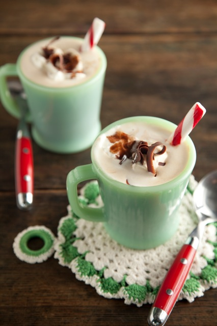 Peppermint Chocolate Coffee from Paula Deen | Us Girls..Our Views