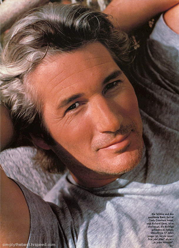 sexy Richard Gere