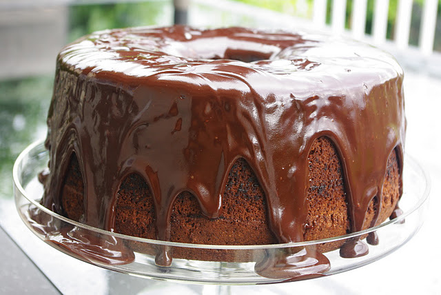 Chocolate Chiffon Cake | Us Girls..Our Views