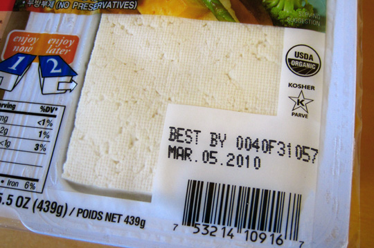 Expiration dates on food storage - Know When to Throw ...