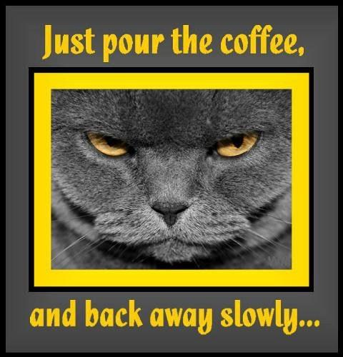 Image result for just pour the coffee